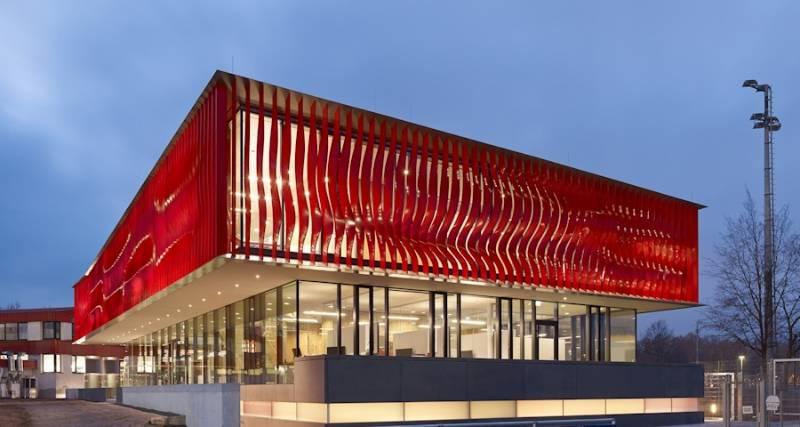 EnBW Youth Training Centre for VfB Stuttgart