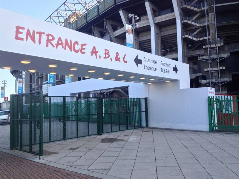 New: Jacksons helps Twickenham Stadium prepare for the Rugby World Cup