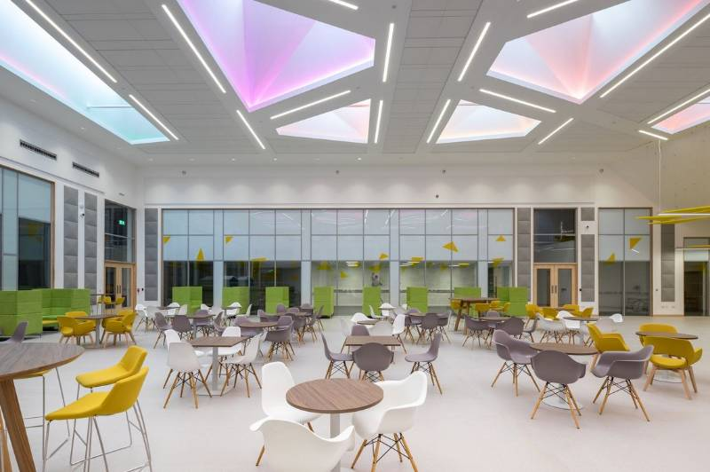 Altro resins transform university renovation