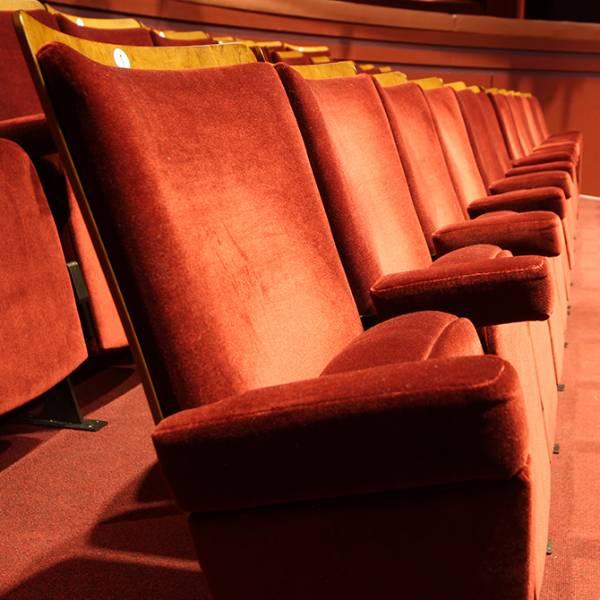 Basildon Towngate Theatre Seating