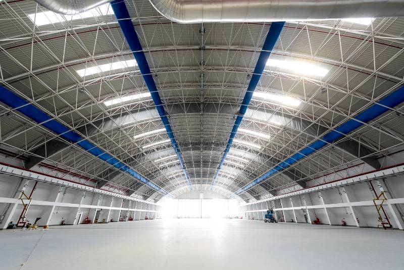 Al Futtaim DC Aviation Hangar, Dubai