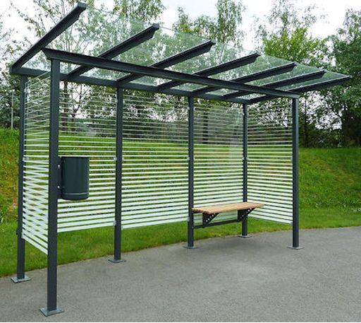 Ainsley Smoking Shelter