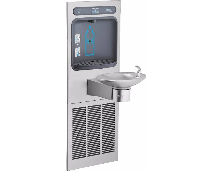 Halsey Taylor HTHBWF-OVLER-I - Drinking fountain packages