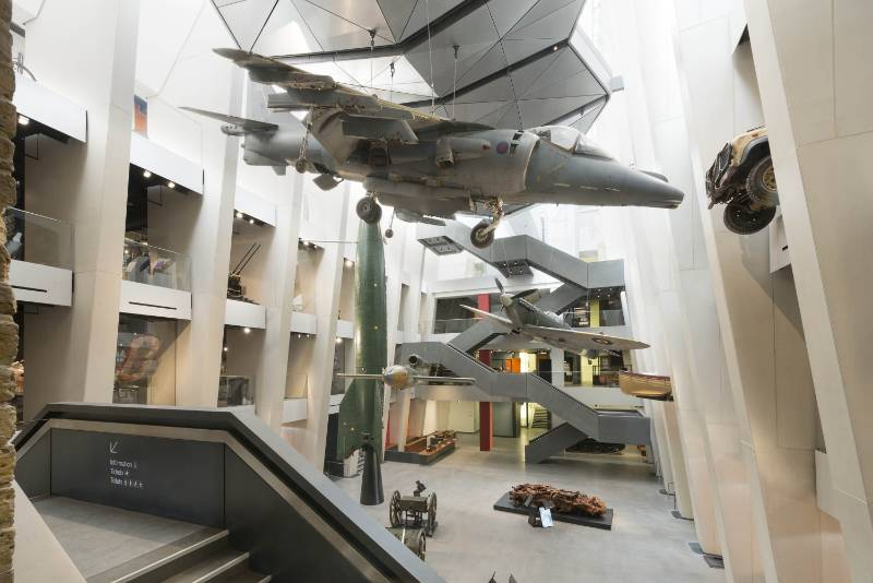 Mapei system provides first line of defense at Imperial War Museum.
