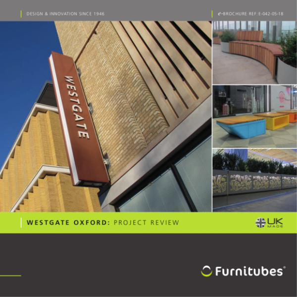 Furnitubes Oxford Westgate Project Brochure
