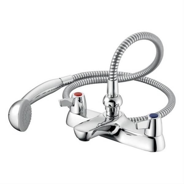 Sandringham 21 Bath Shower Mixer Lever