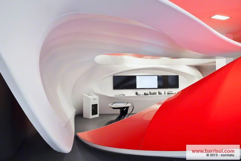 Barrisol 3D® - Vodafone - Czech Republic