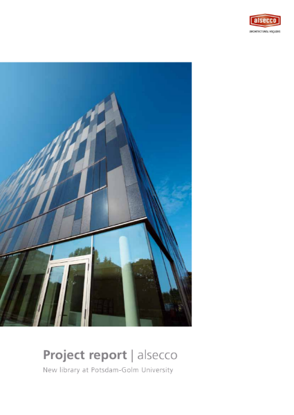 Project Report - Potsdam-Golm University