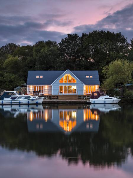 HardiePlank®: A Riverside Place Called Home