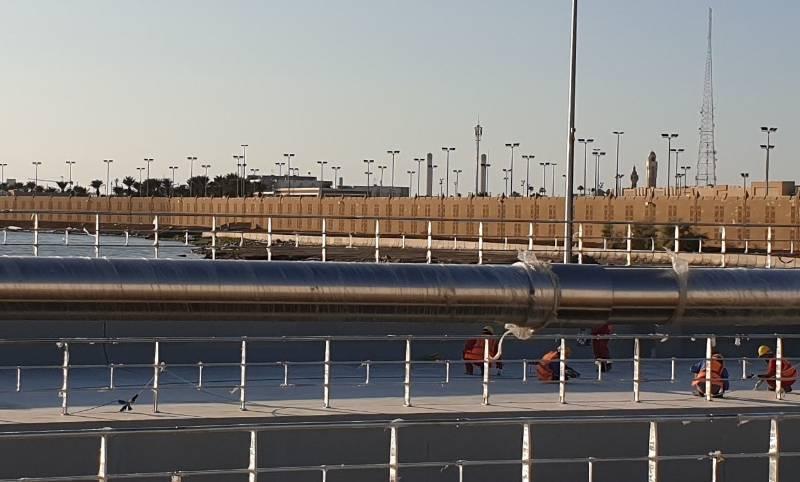 PermAlert: Fast Response Leak Detection System Monitors 24/7 Pump Station