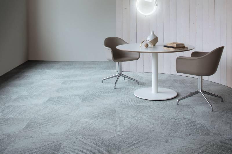 In Situ - Pile carpet tiles