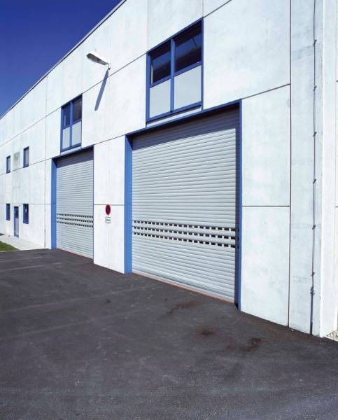 E77/ V77/ P77 Aluminium Security Shutter