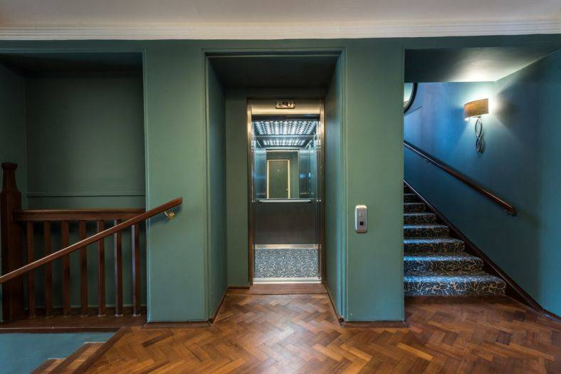 Stannah Passenger Lifts Up Access in Multi Award-winning Listed Conversion
