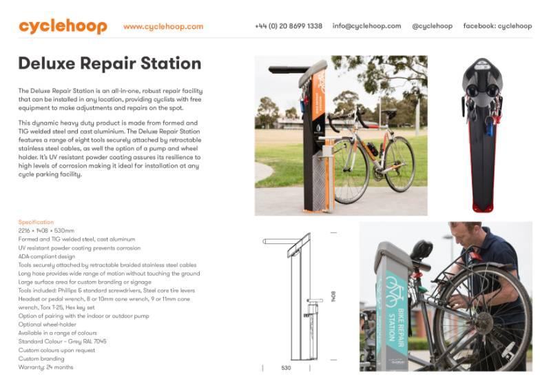 Deluxe Repair Station