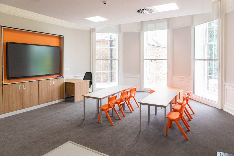 Selectaglaze secondary glazing in the newly opened Centre of excellence for special educational needs