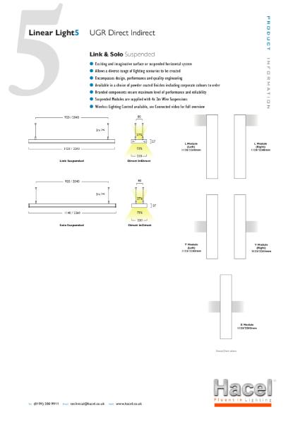 Linear Light5 System