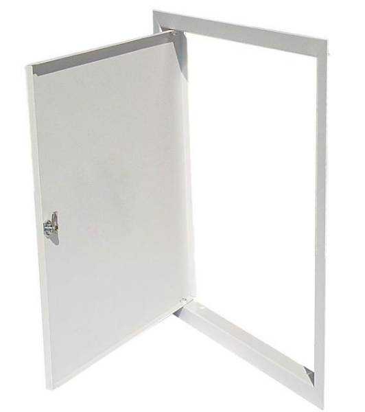 Budget Picture Frame Access Panel