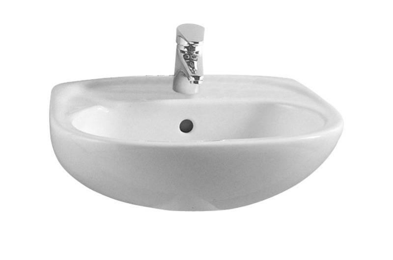 VitrA Arkitekt Cloakroom Washbasin, 45 cm, 5078