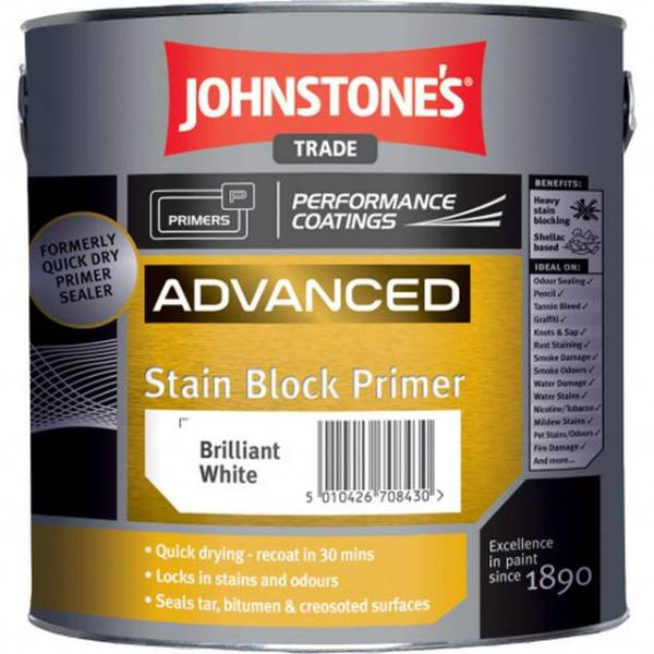 Advanced Stain Block Primer