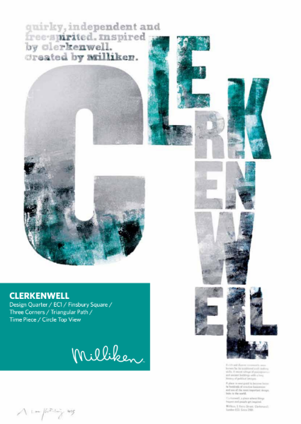 Carpet Collection - Clerkenwell Carpet Tiles