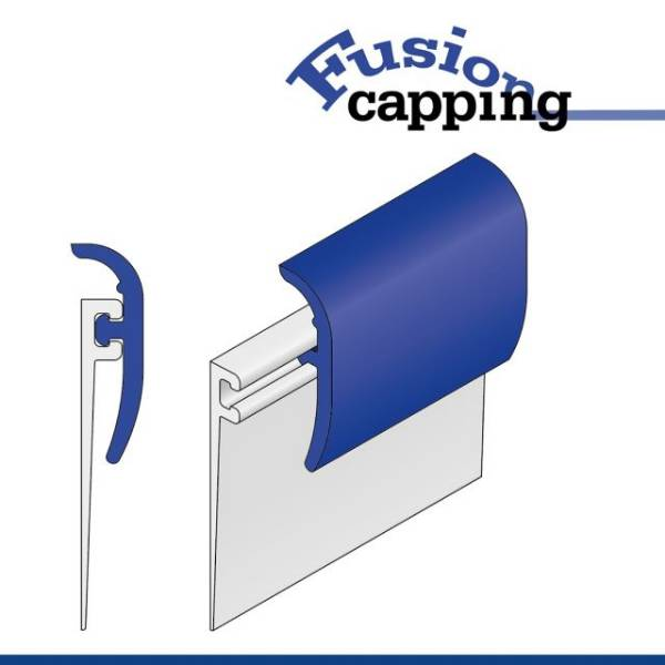 Fusion Two-Part Capping Profile