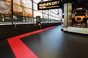 Flooring Solutions - Museum of London
