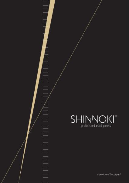 Wood Veneers - Shinnoki by Decospan