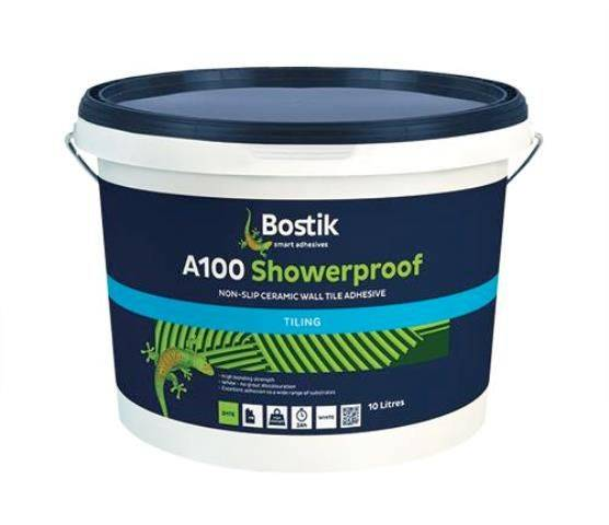 Bostik A100 Showerproof - Adhesives