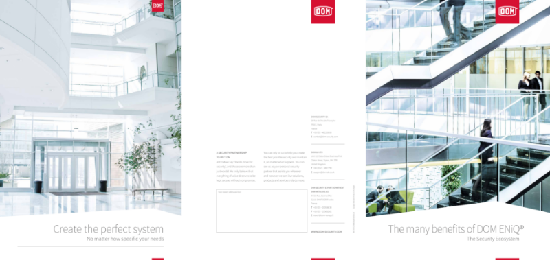 DOM ENiQ Ecosystem - Office Buildings