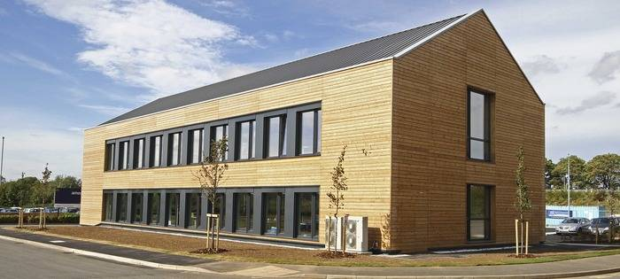 Passivhaus Certfied Office