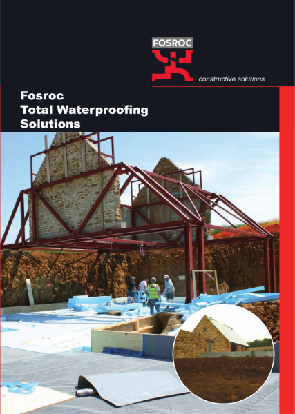 Fosroc Total Waterproofing - Grand Designs Case Study