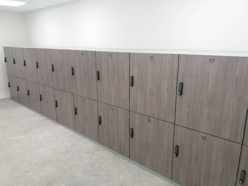Staybridge Suite (Heathrow Airport) Lockers for Luggage & Bikes