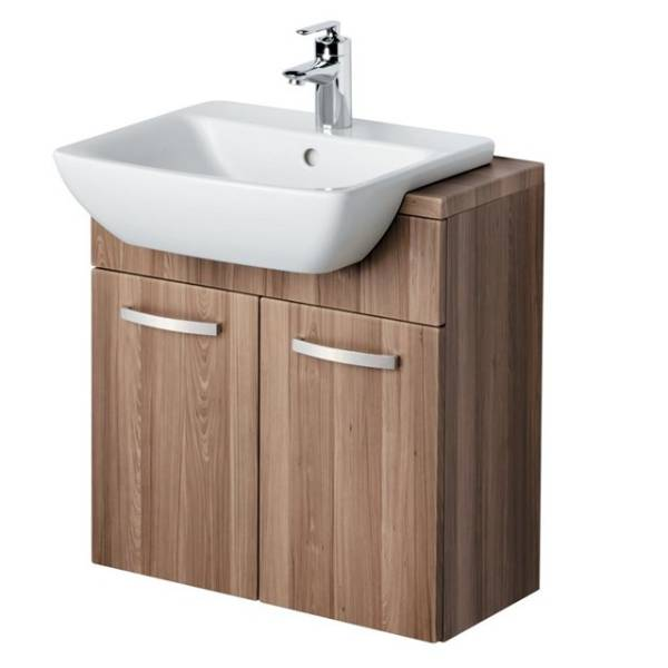 Santorini Bow 50cm Semi-Countertop Washbasin