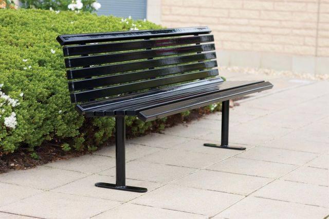 Ollerton Academy Stainless Steel Seat