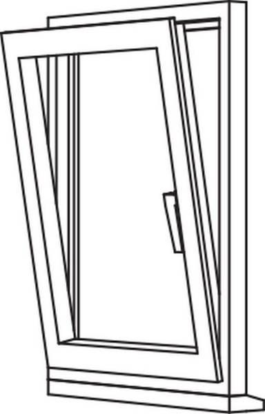 Traditional 2500 Tilt & Turn - TT1 Single Opener