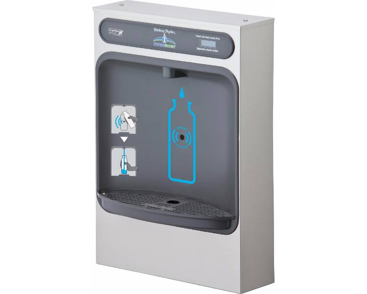Halsey Taylor HTHBSM - Drinking fountain packages
