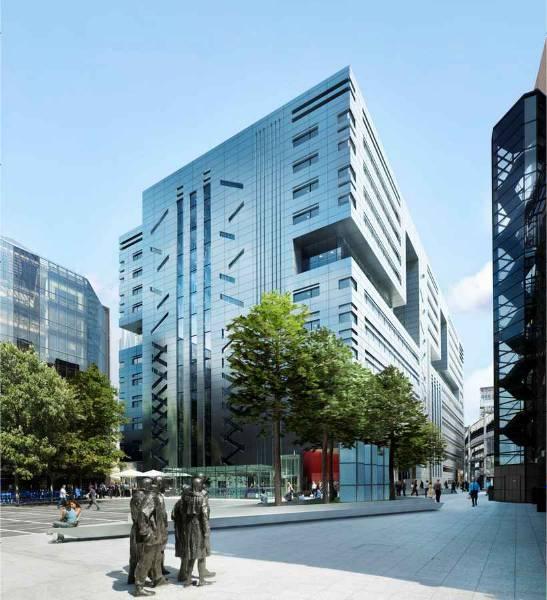 5 Broadgate Office Estate, London