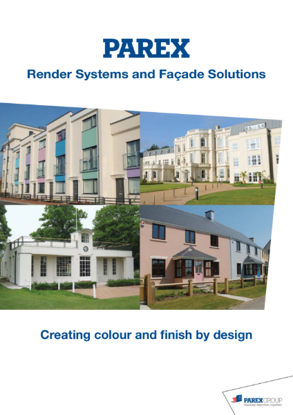 New Build / General Render Brochure