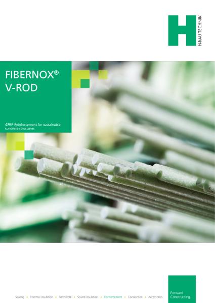 Fibernox GFRP Reinforcement