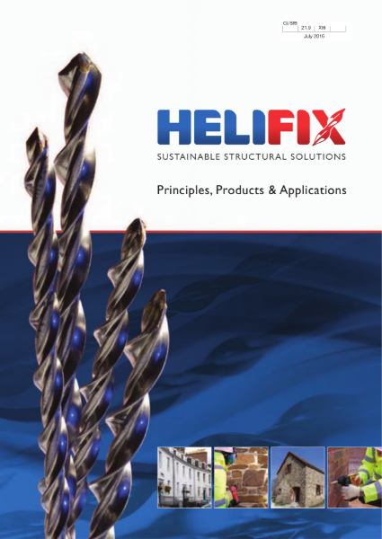 Helifix Catalogue of Products