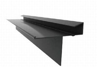 Slate Dry Verge System (T2) (PVC-U) C02P/C02NP/C02LP
