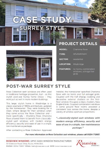 Charisma Rose - Surrey Style