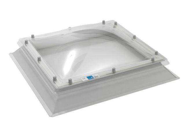 Fixed Polycarbonate - Dome Rooflight