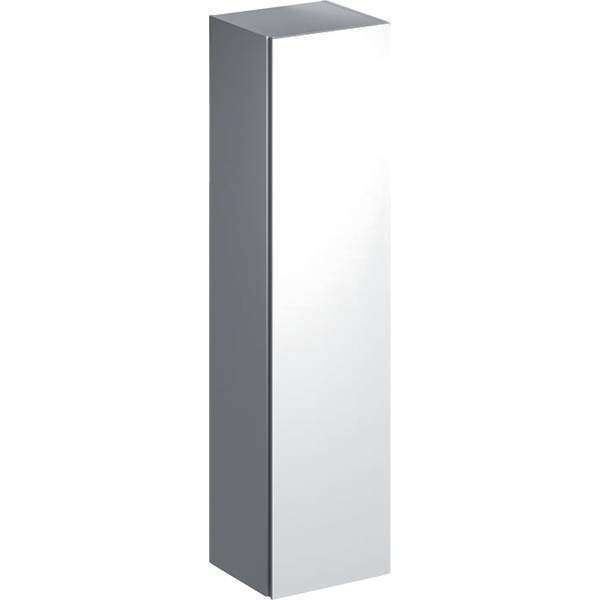 Xeno² Tall Cabinet with One Door and Internal Mirror