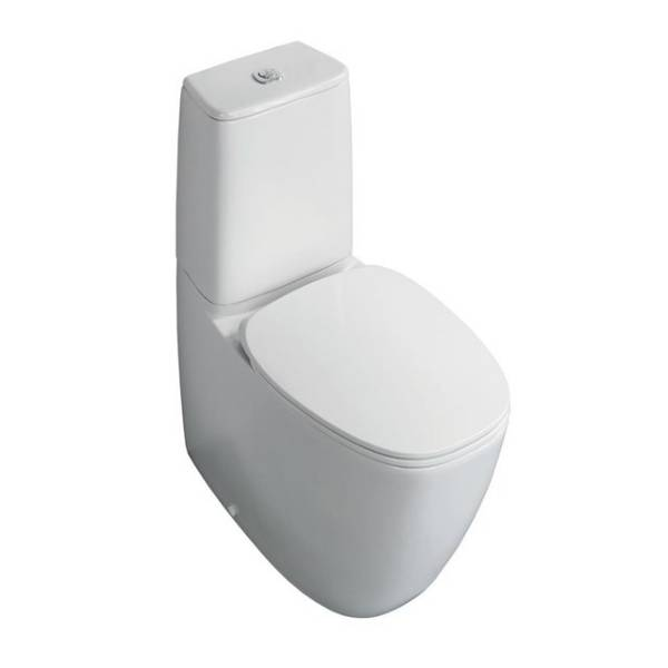 Vara Close Coupled Back-To-Wall WC Suite