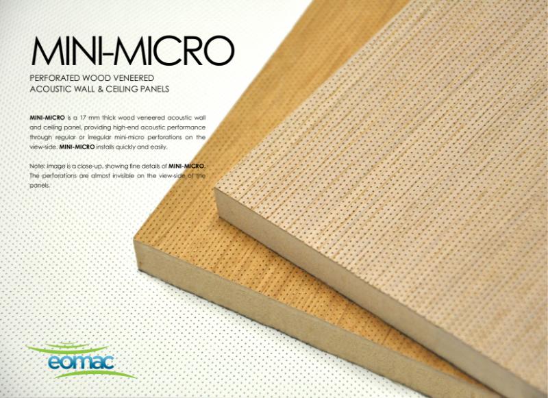 Mini Micro Perforation