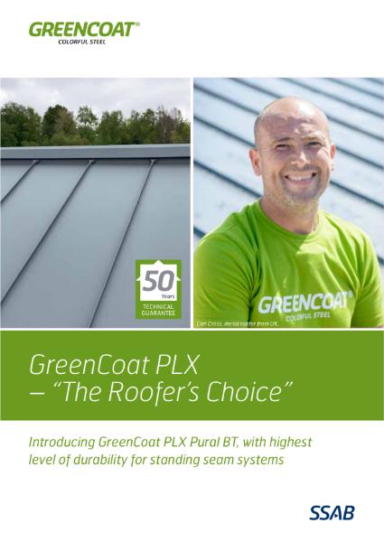 GreenCoat Colours