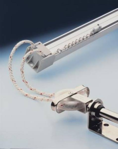 6370 Heavy Duty and Stage Cord Operated Curtain Track