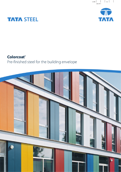 Colorcoat® pre-finished steel for the building envelope