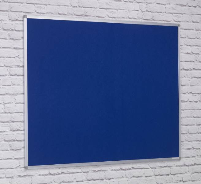 FlameShield Aluminium Framed Noticeboard